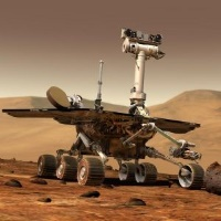 Martian exploration rover