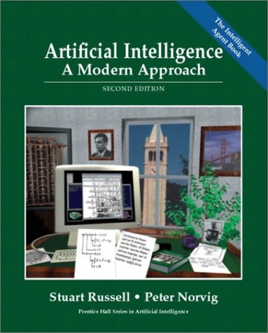 Artificial Intelligence A Modern Approach (2003) by Russell & Norvig