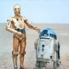 Star Wars R2-D2 and C-3PO