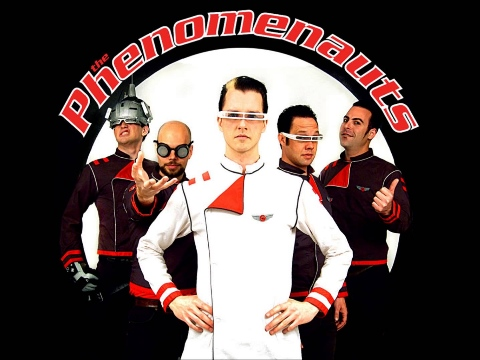 I Am Robot by The Phenomenauts