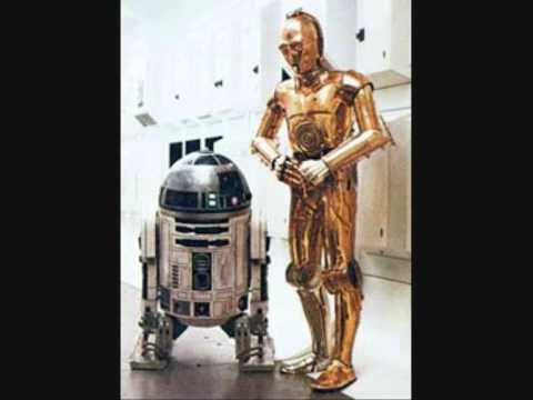 Sleigh Ride by C-3PO and R2-D2