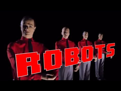 The Robots by Kraftwerk