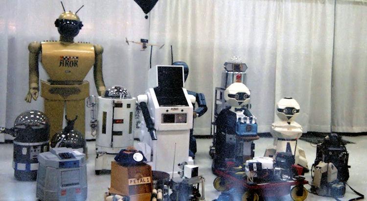 History of robotics