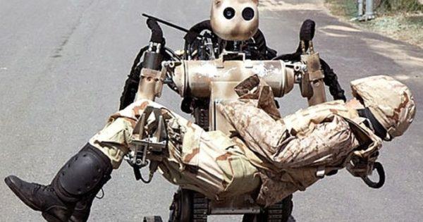 Military Robots Razor Robotics