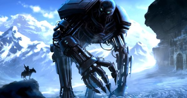 Robot Uprising