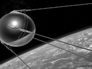 Sputnik Satellite - 1957